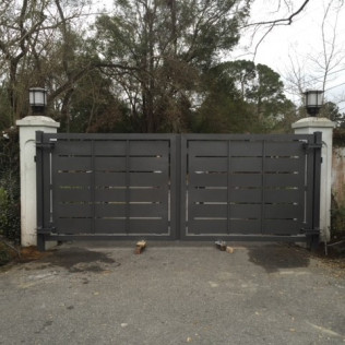 custom iron gates lexington sc